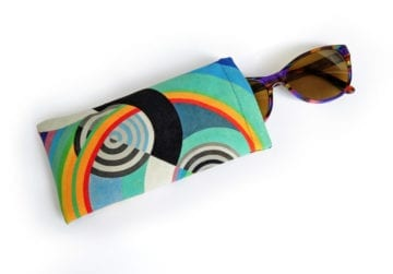 Velour Sunglasses Cases