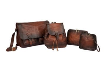 The Vintage Leather Collection